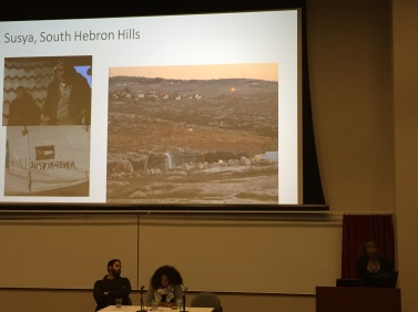 Professor Robyn Spencer showcases photos from her solidarity visit to Palestine.